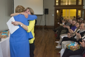 Janice Kuklick, M.Ed., says goodbye after 39 years at the College.