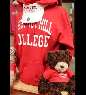 CHC Sweatshirt and Teddy Bear