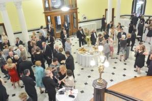 Everyone enjoyed the 2015 Scholarship Gala.
