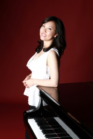Steinway artist Young-Ah Tak on Thursday, April 16