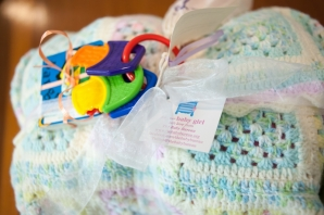 Donate baby items to the Baby Bureau
