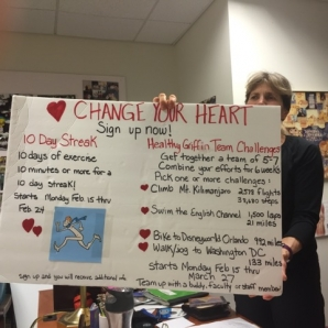 Janice's heart healthy challenge
