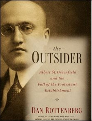 Cover art for The Outsider
