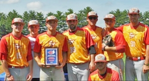 CHC's baseball team