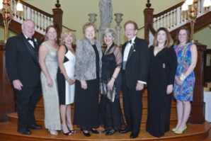 Gala Committee with Sister Carol