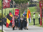 Commencement 2015 processional