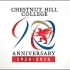 Chestnut Hill College Reunion Logo
