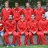 Men's cross country team photo