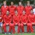 Men's cross country team photo