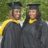 Mother and daughter graduate together