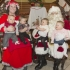 Santa and Mrs. Claus entertain some future Griffins at the Breakfast With Santa event in 2013.