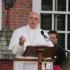Pope Francis at the Pulpit
